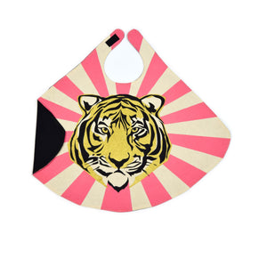 Pink Baby Tiger Cape