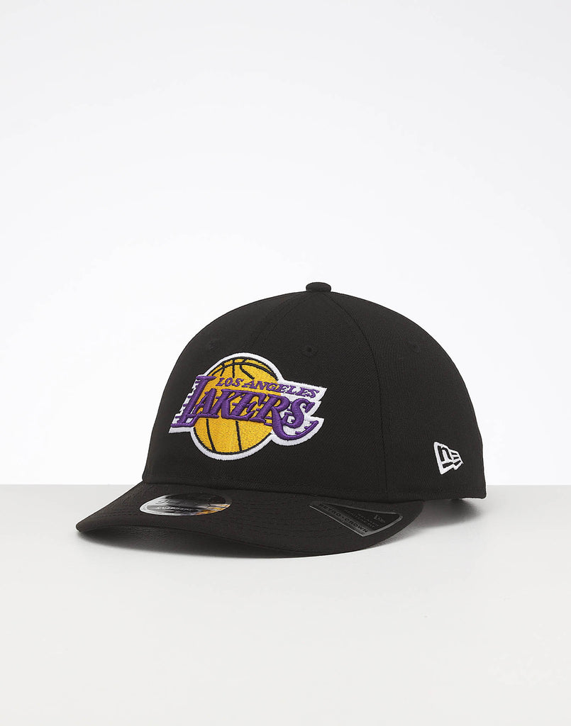 New Era Los Angeles Lakers 9FIFTY Retro Crown Snapback Black