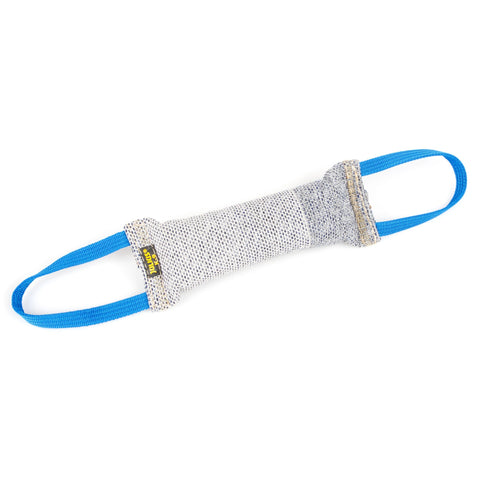 Julius K-9 Cotton/Nylon Tug 30cm - 2 Handles - Pet Bound Co.