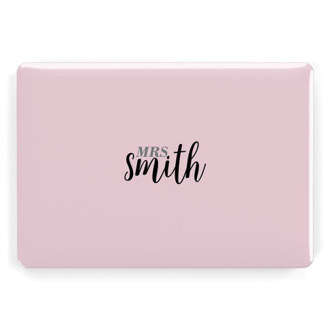 Personalised Bridal Macbook Case