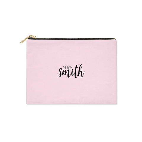 Personalised Bridal Clutch Bag