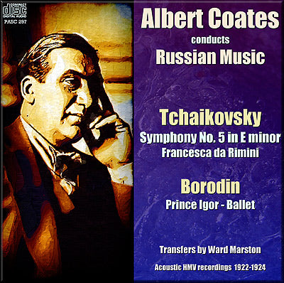 COATES conducts Russian Music (1922-24) - PASC297
