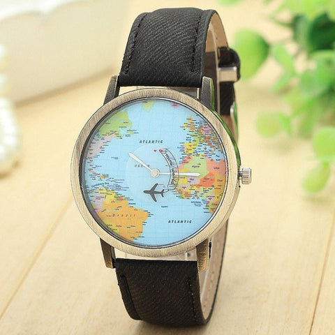Women's Global Travel Watches