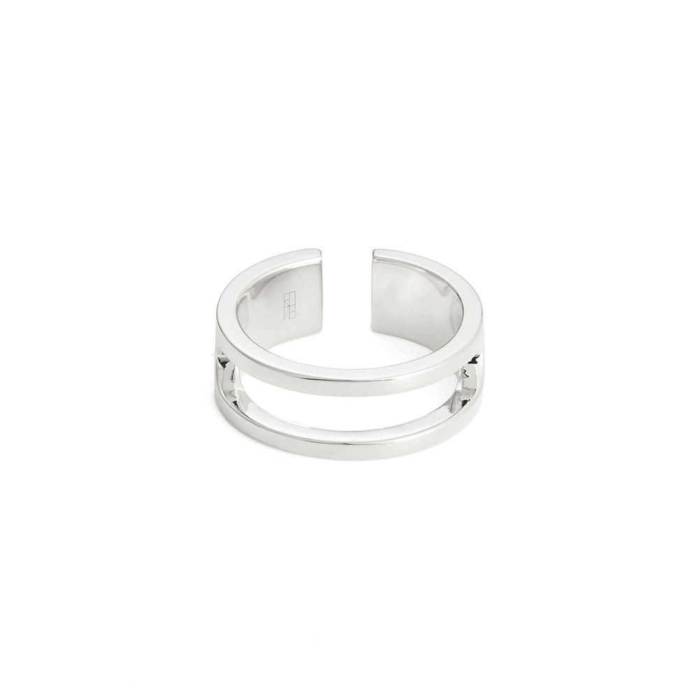 Tower Ring - Silver