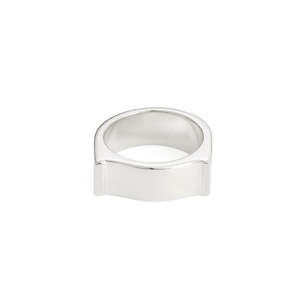 Arch Ring - Silver