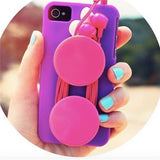 Fashionable POP Phone Holder Expanding Stand and Grip Socket Mount for Smartphones and Tablets