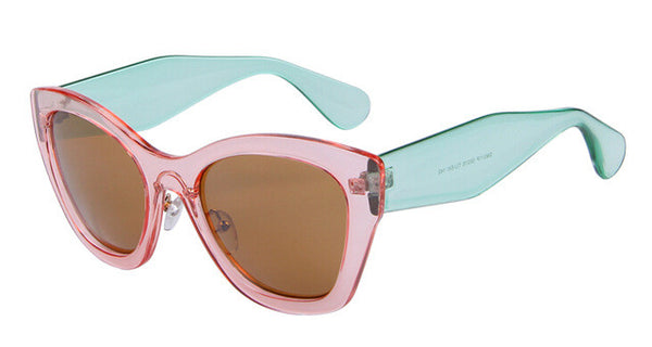 'Butterfly' Style Fashion Sunglasses