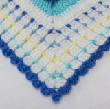 Crochet Owl Blanket Pattern