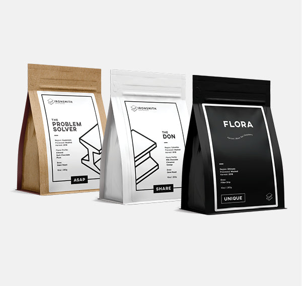 Discover a new way to shop for your coffee