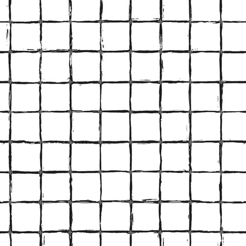 Grid Positive - Grid Fabric Collection - Katarina Roccella