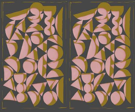 Anna Maria's Conservatory - Vestige by Bookhou - Rose Shapes