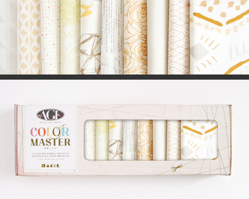 AGF Colour Masters - Winter Wheat Fat Quarters