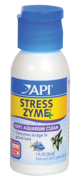 API Stress Zyme - Bay Bridge Aquarium and Pet