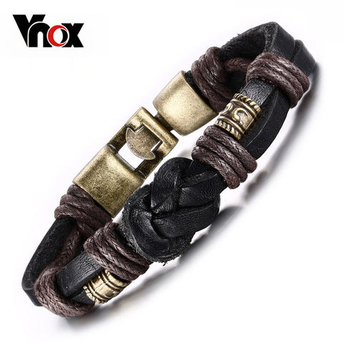 Classical Leather Bracelet