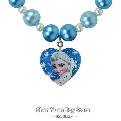 Frozen Pendant Necklace