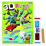 3D Drawing Book from Artec