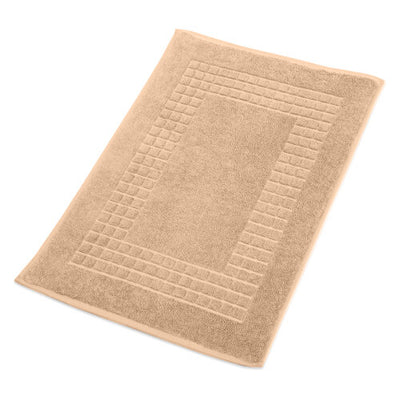 Caramel Latte Bathroom Mat
