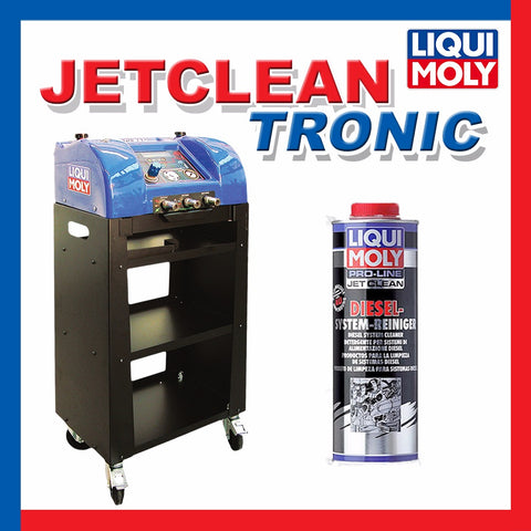 JetClean Tronic for Diesel Cars Basic (1 Bottle)