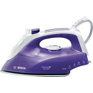 BOSCH Steam iron white / deep violet TDA2651GB