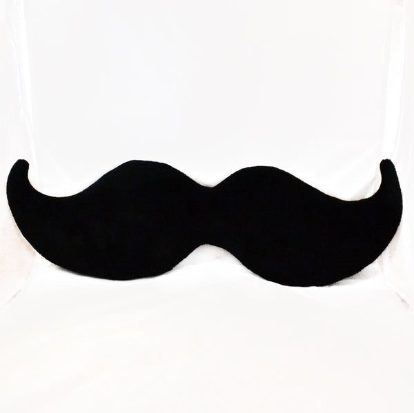 Huge Moustache pillow /cushion handmade home decor novelty