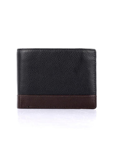 Men's RFID Leather Bifold Wallet with Card Holder Insert - karlahanson.com