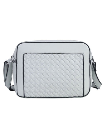 Tanya RFID Blocking Women's Crossbody Camera Bag Grey - karlahanson.com