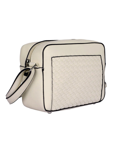 Tanya RFID Blocking Women's Crossbody Camera Bag Beige - karlahanson.com