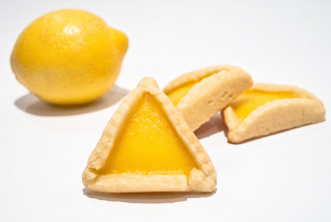 Lemon Hamantaschen - Classic Homeys