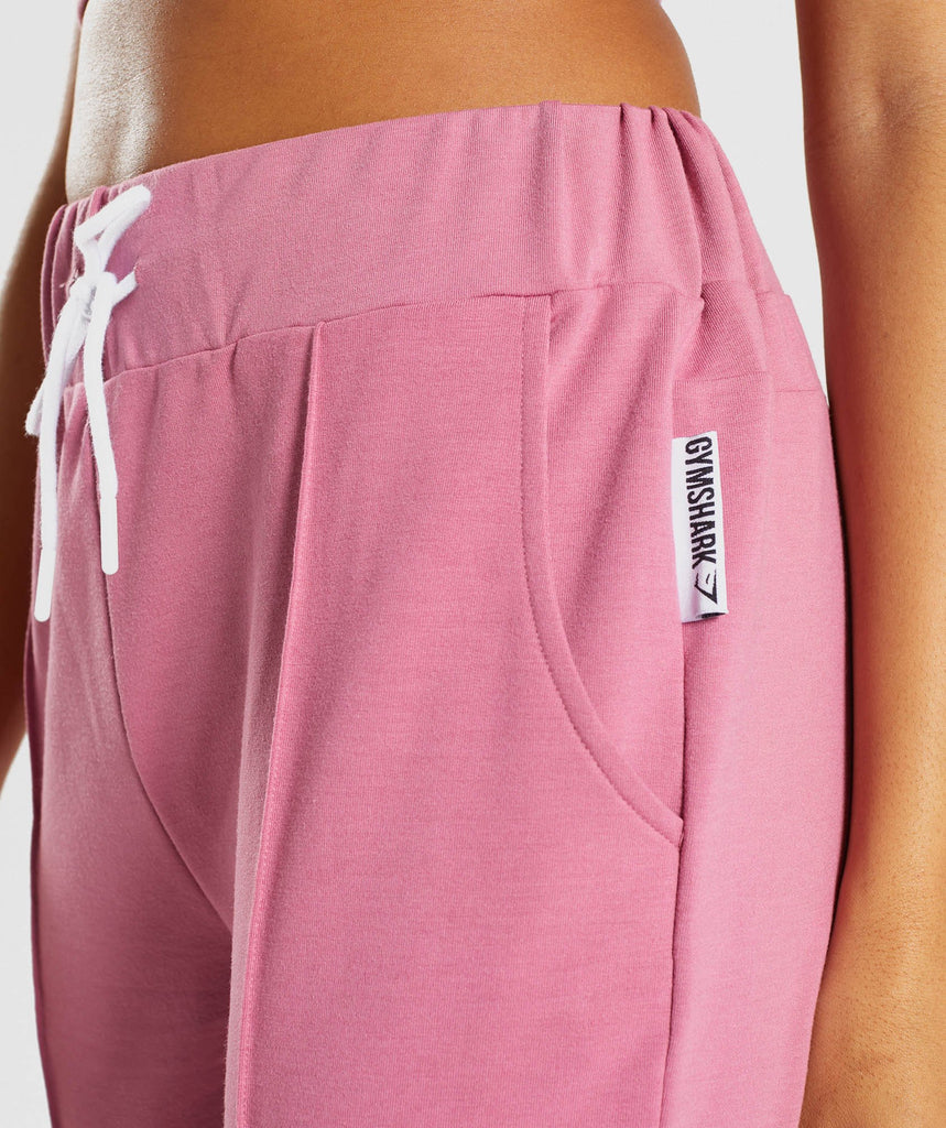 Gymshark Solace Bottoms 2.0 - Dusky Pink 6