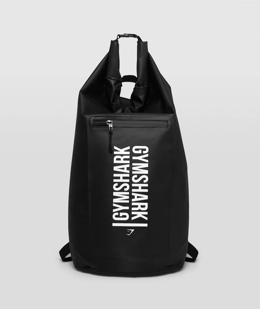 Gymshark The Statement Backpack - Black 4