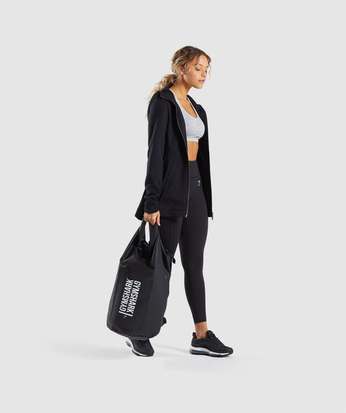 Gymshark The Statement Backpack - Black 3