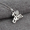 I ♥ Mom Glow In The Dark Necklace