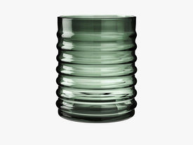 WILLY VASE, GREEN