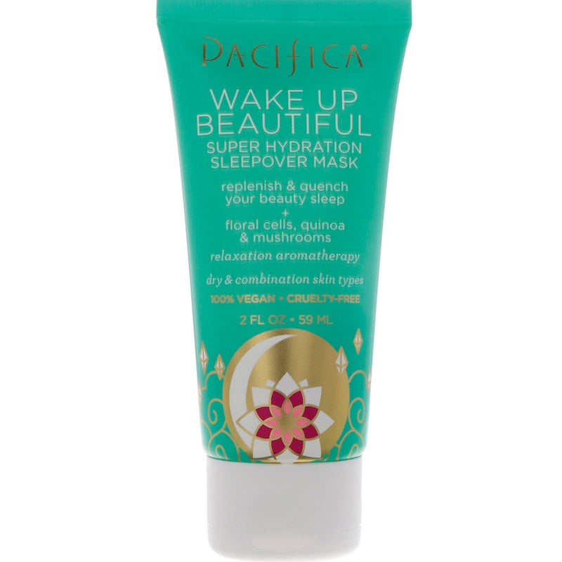 Pacifica Wake Up Beautiful Super Hydration Sleepover Mask