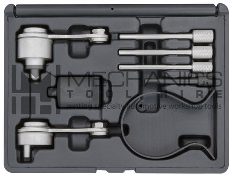 Jaguar / Land Rover / Peugeot Engine Timing Tool Kit - 2.7 / 3.0 V6 Diesel Timing Tool Kit