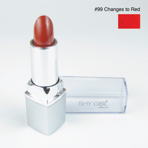 Shy Girl Color Changing Lip Stick - Maroon to Red