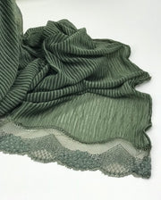 Cashmere lace - Olives