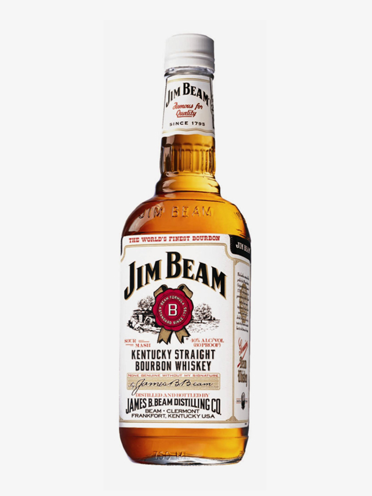 JIM BEAM 4 YEARS 40%