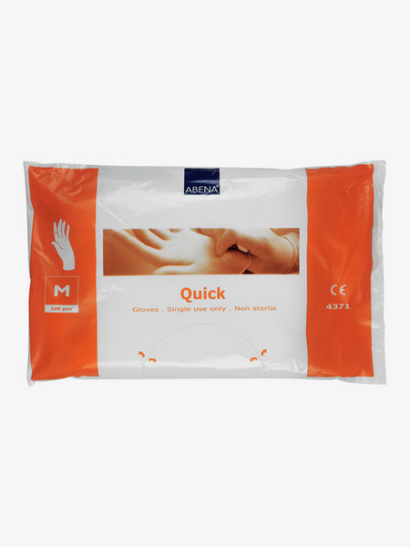 Abena quick gloves