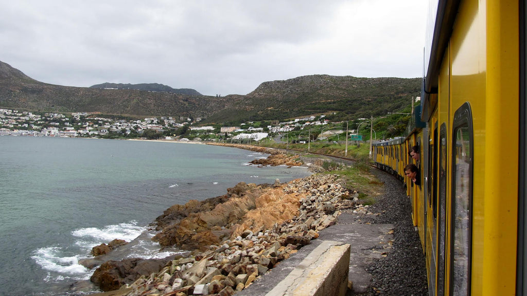 From Pinelands To Simons Town - Train Ride Adventures