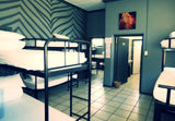 15 bed dorm en-suite. Budget Group Accommodation, Riverlodge Backpackers, Cape Town, South Africa