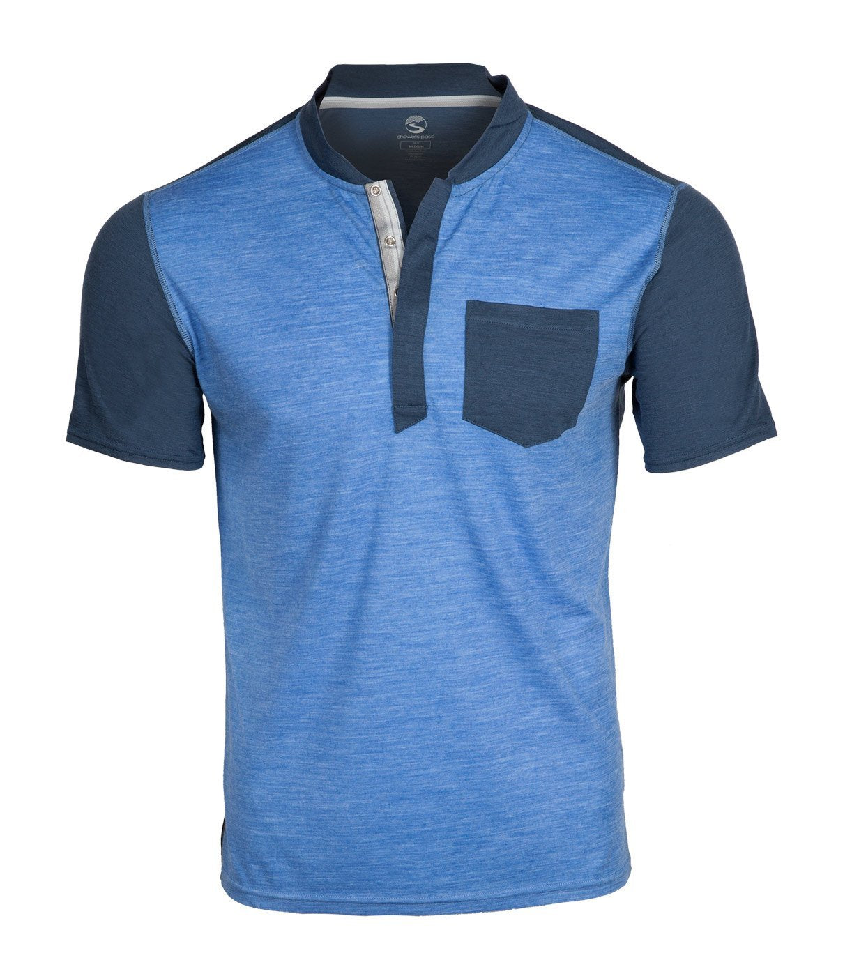Men's Hi-Line Merino Short Sleeve Shirt