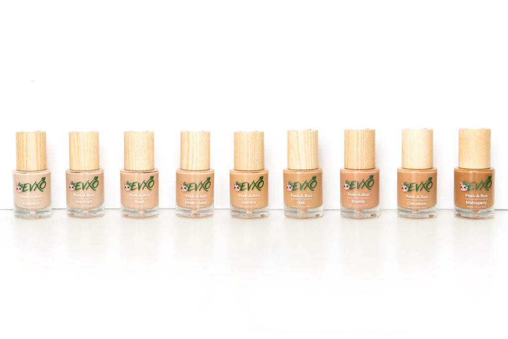 EVXO's New Sustainable Foundation Packaging