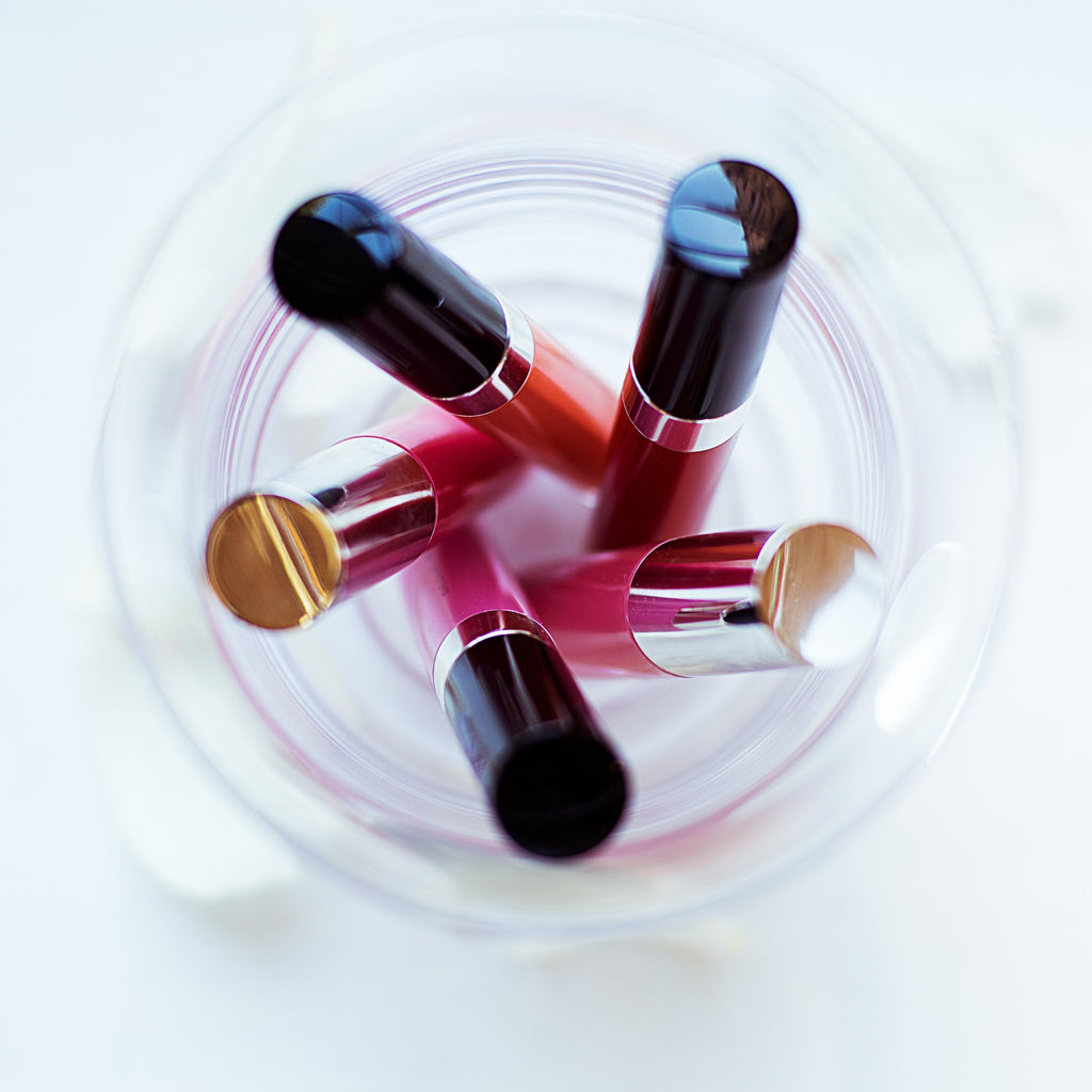 Easy Vegan Organic DIY Lipstick Recipe