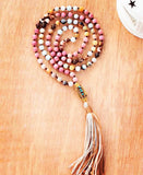 Classic Nepal Beads Mala,  Mala, [product_collection], Lila's Beauty Bag