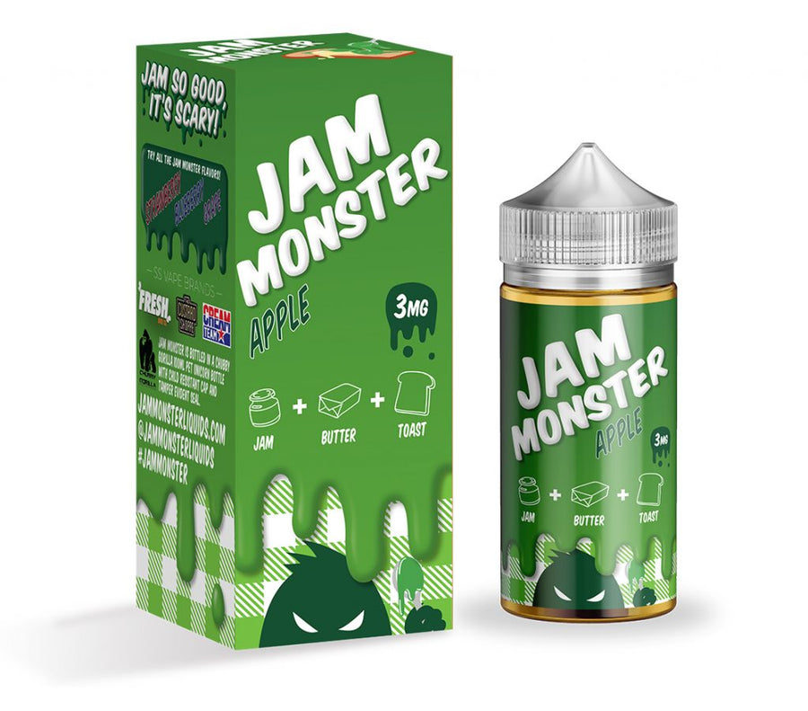 Jam Monster Apple