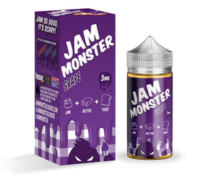 JAM MONSTER – GRAPE 100ml