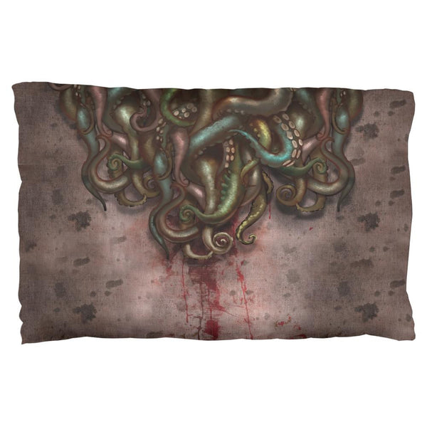 Cthulhu Greater God Tentacles Pillow Case