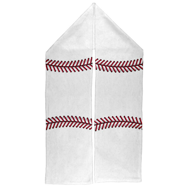 Baseball Warm Fleece Scarf