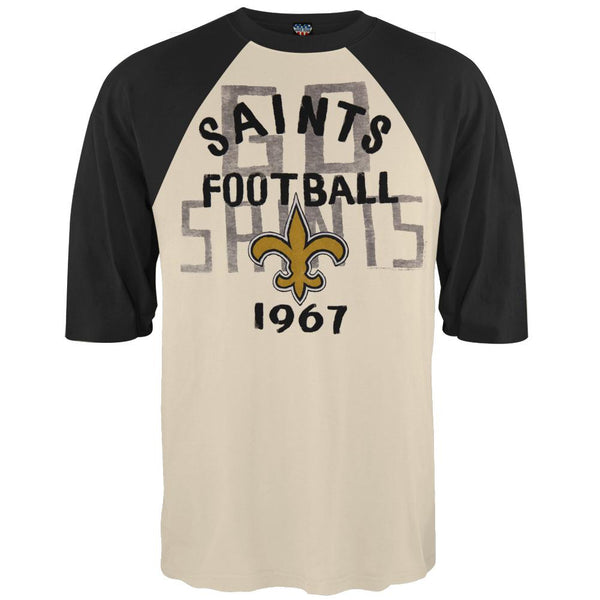 New Orleans Saints - Rookie Raglan